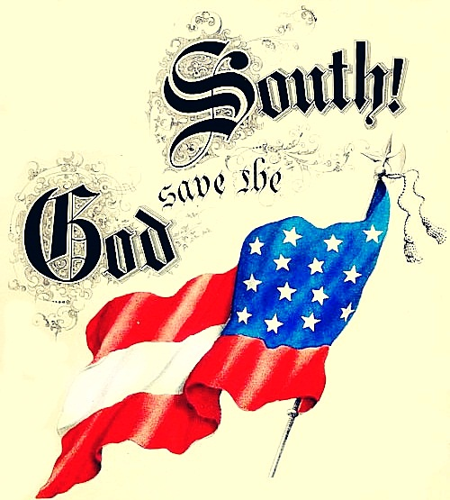 god save the south