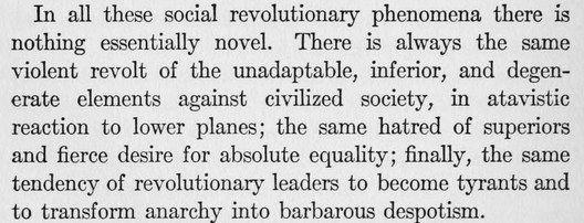 Stoddard on social revolt