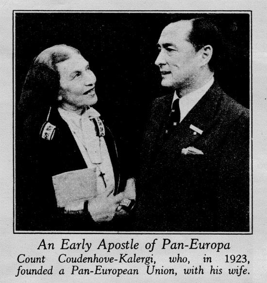 Coudenhove-Kalergi 1948